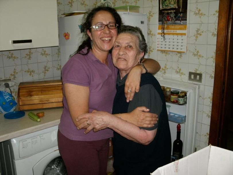 Marilena and Giovanna